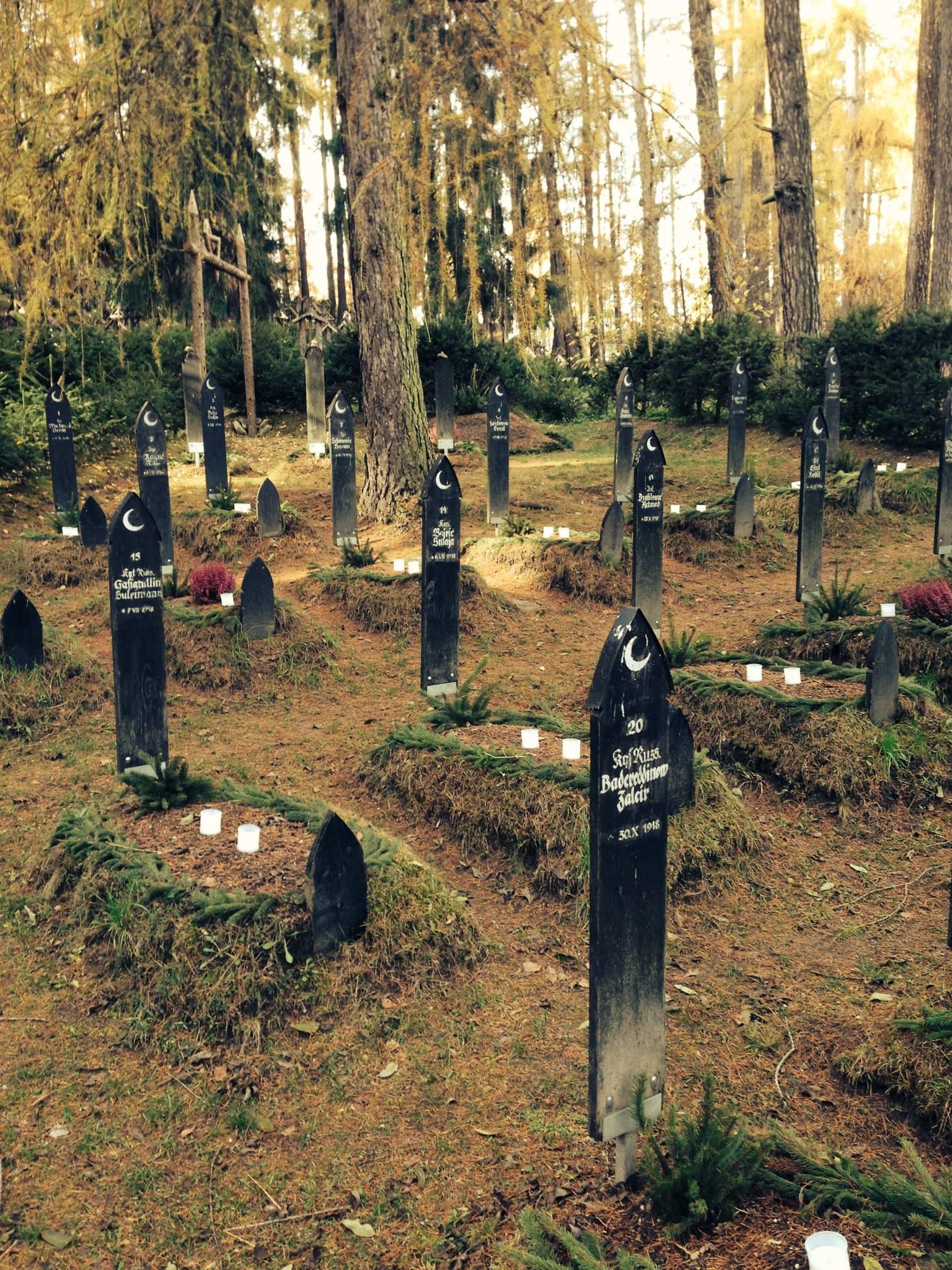 Waldfriedhof Bruneck