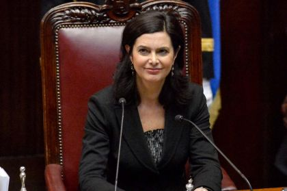 Hate speech: Boldrini stärkt Foppa