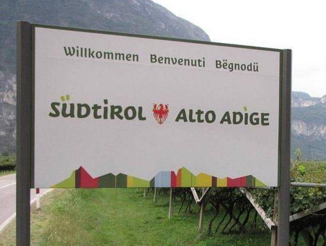 Willkommen, liebe sudtirolesi!